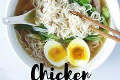Keto Chicken Ramen