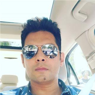 Foto Instagram Amar Upadhyay Terbaru