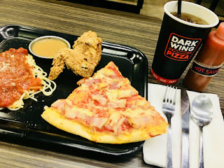 Dark Wing Pizza Parkmall