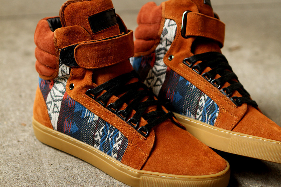 Cool Weather Cool Kicks Android Homme Propulsion 1 5 Tribal Tan Sneaker Shoeography