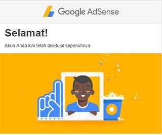 Cara Daftar Google Adsense Menggunakan Domain TLD Terbaru
