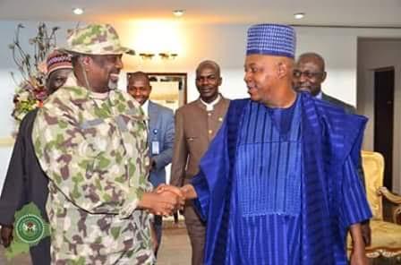 Sambisa Memorial Day: Gov. Shettima declares December 22 public holiday in Borno
