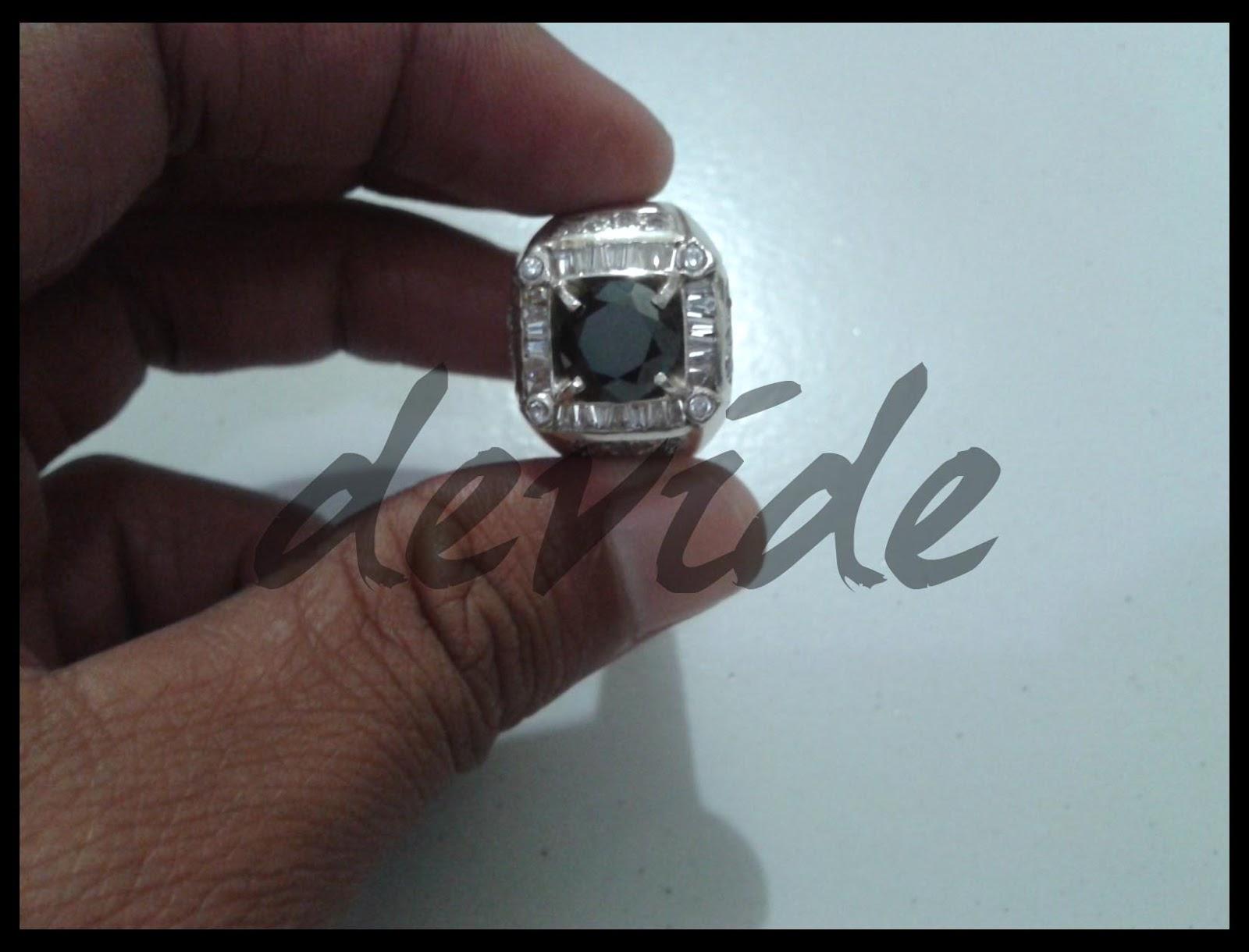 Black Diamond Berlian Hitam
