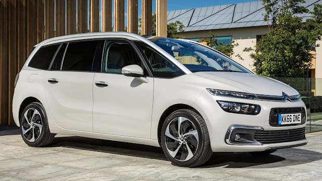 Citroen Grand C4 Picasso Flair BlueHDi 150 (2016) review