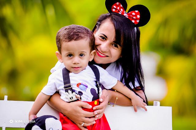 Ensaio | Jefferson Emanuell, 3 Anos