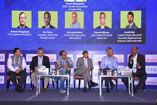 Retail Technology Conclave 2017 (ReTechCon) prepares the industry for Innovation. Collaboration. Transformation in the Digital World