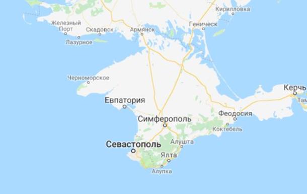 """Посольство України в США відреагувало на карту з """"нічиїм"""" Кримом"""