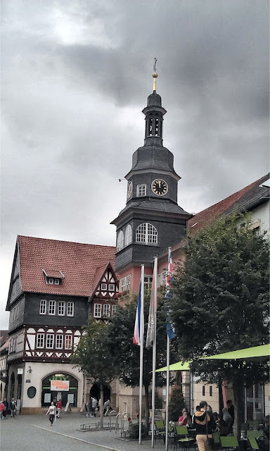 Rathaus en Eisenach