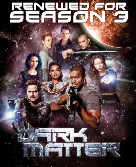 Dark Matter Season 3-Dark Matter 3