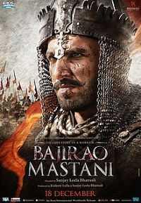 Bajirao Mastani 2015 Hindi Full Movie 300MB DVDscr