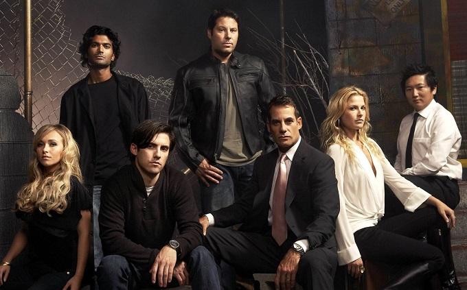 Heroes, serie de NBC