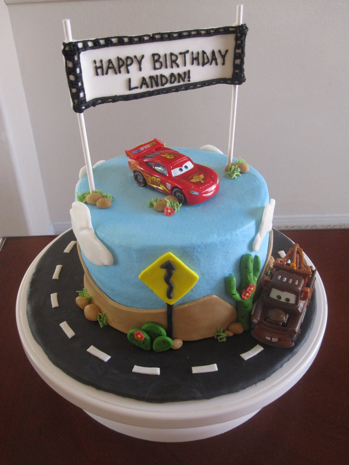 Car Cake Gallery Cakes