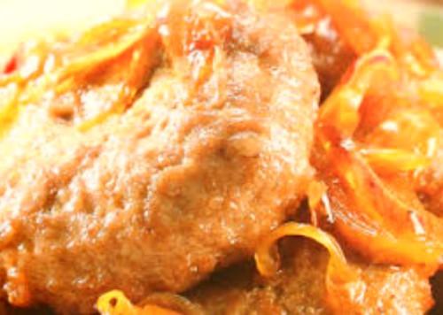 Gambar perkedel kentang kornet yang enak
