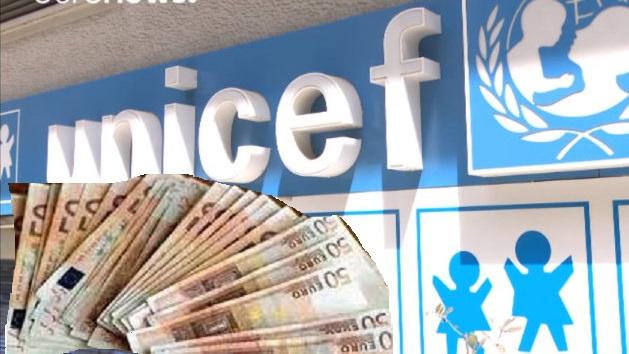 Τα χρήματα Unicef Ελλάδος κατέληγαν σε έξοδα σε νυχτερινά κέντρα, πλακάκια και ασημένια κηροπήγια