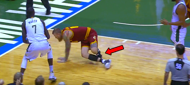 7-foot-1 Thon Maker Breaks Birdman's Ankles (VIDEO)