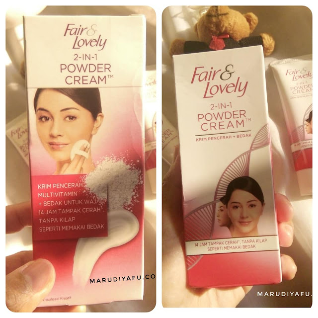 Fair & Lovely 2in1 Powder Cream
