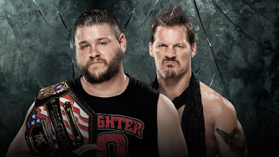 Kevin Owens vs Chris Jericho