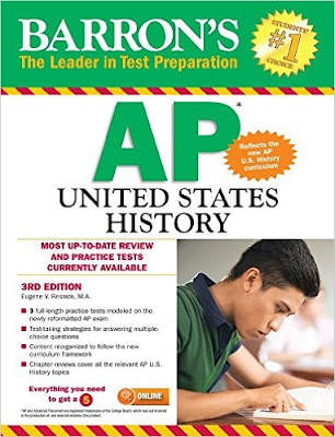 Barron's AP United States History, 3rd Edition PDF