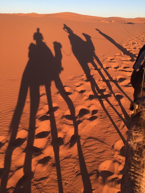 Desierto Erg Chebbi de Merzouga