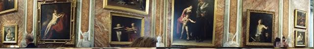Sala Silen- Galeria Borghese