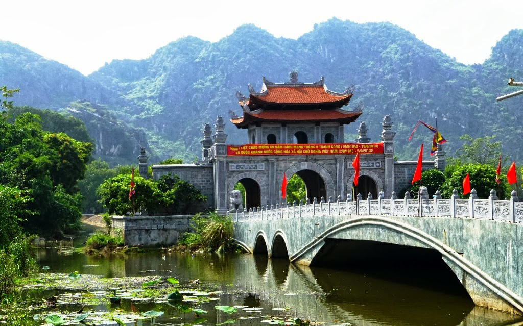 Hoa Lu, Ninh Binh (Vietnam)