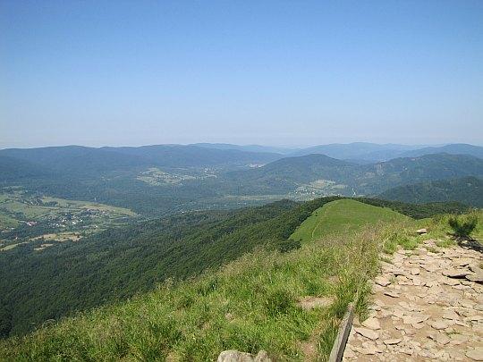 Smerek (1222 m n.p.m.).