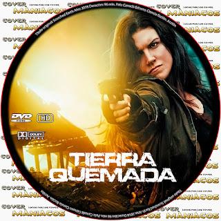 GALLETAScorched Earth - TIERRA QUEMADA 2018 [ COVER - DVD]