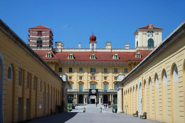 autriche eisenstadt château esterhazy