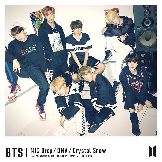BTS - Crystal Snow