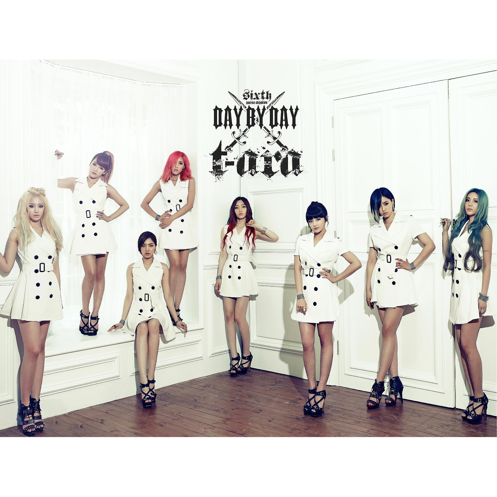 Download [single] t-ara & gavy nj & shannon – day and night (love.