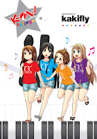 K-On! College Created by Kakifly.