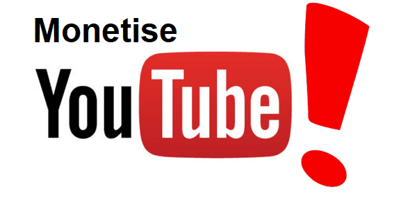 monetize youtube videos