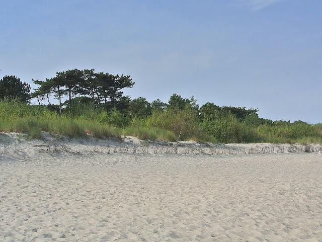 Polskie morze wakacje we wrześniu