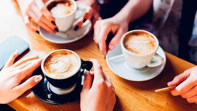 Las mujeres son las 'amantes' del café