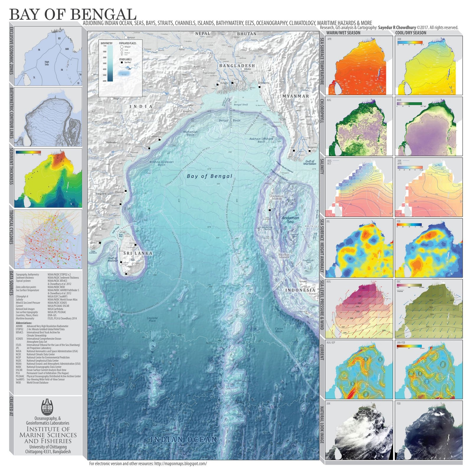 Mapsmaps bay of bengal new and updated a high resolution copy can be found here publicscrutiny Images