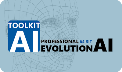 EvolutionAI Professional Evolution Artificial Intelligence Software Toolkit for MS Windows