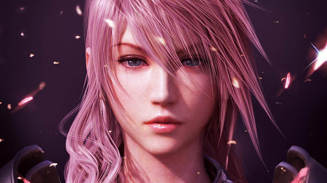 Lightning dari Final Fantasy XIII