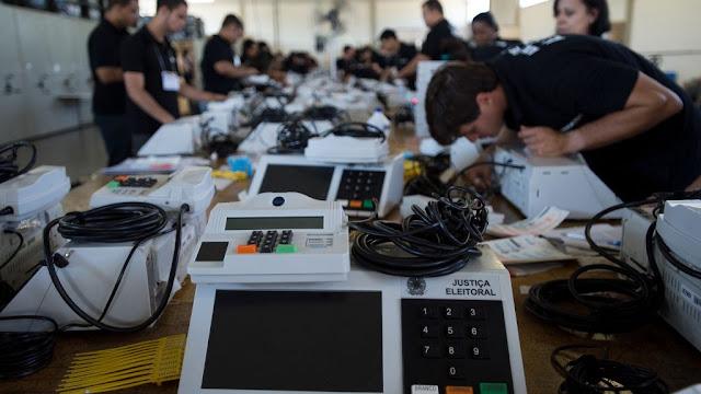 Impressão de voto nas urnas eletrônicas deverá custar R$ 2,5 Bilhões aos cofres públicos, diz TSE