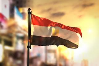 صور علم مصر الجديد 2018