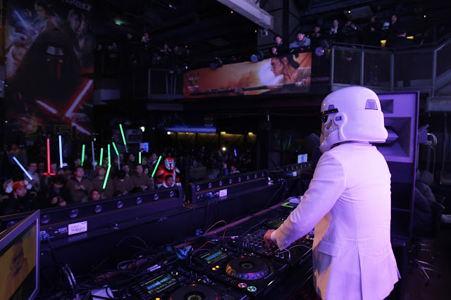 "Images from ""Star Wars: The Force Awakens"" Fan Event in Seoul"