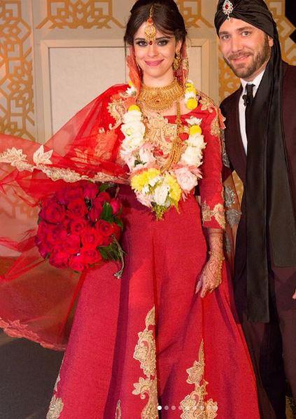 Vestido de noiva Hare Krisha