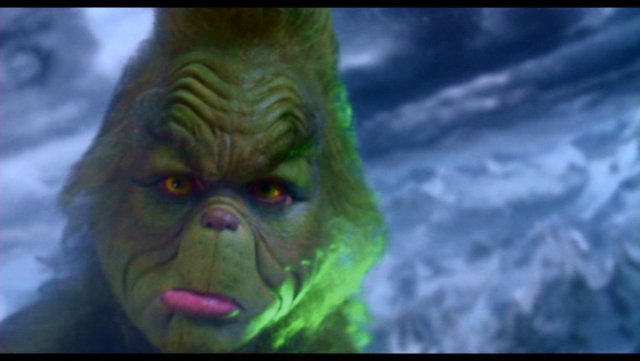 Shameless Pile of Stuff: Movie Review: The Grinch (or Dr ...