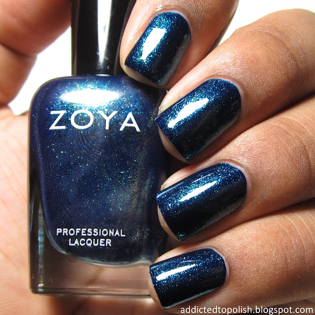 Zoya Remy Ignite Fall 2014