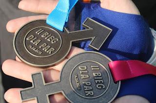 Medale Bieg Dla Par