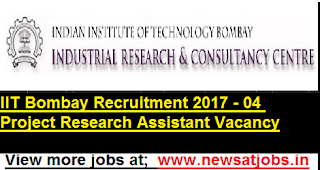 IIT-Bombay-Recruitment-2017-04-Project-Research-Assistant