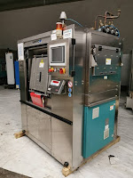 Lavatec LX308 36KG Barrier Washer Year 2006