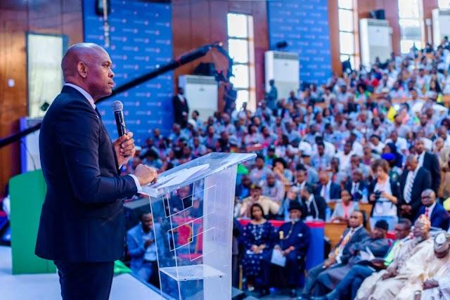 Tony ELumelu Foundation (TEF)
