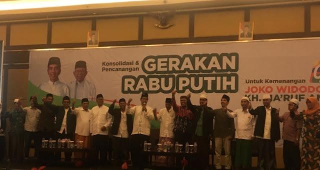 Keluarga Besar Madin dan Santri se- Jatim Siap Menangkan Jokowi-Ma'ruf