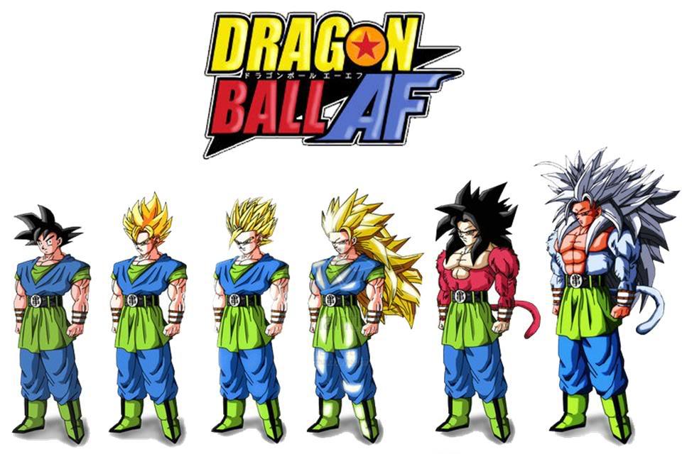 Dragon Ball AF MUGEN 2015 heroes