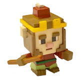 Minecraft Series 14 Monkey King Mini Figure